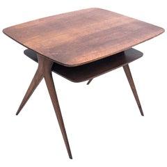 Side Table in Teak Danish Design, 1960s