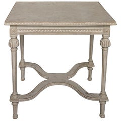 Side Table in the Gustavian Style