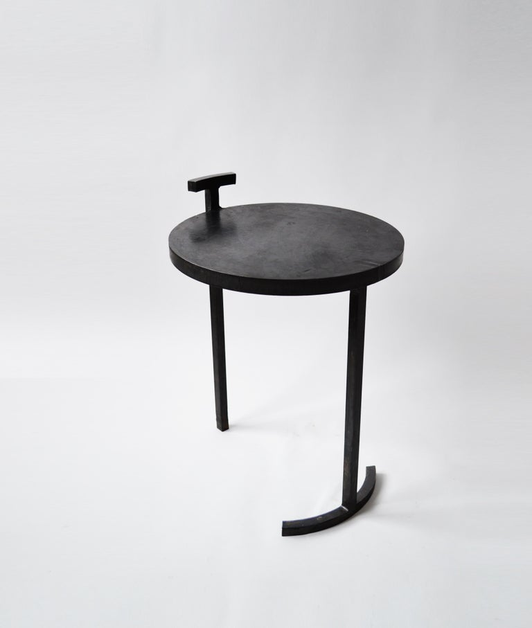 Modern Side Table No. 1, JM Szymanski For Sale