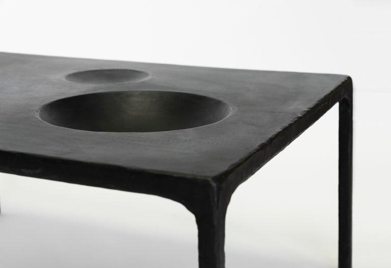 Modern Side Table No. 11 by JM Szymanski For Sale