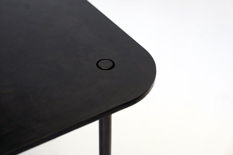 Contemporary Side Table No. 12 by JM Szymanski For Sale