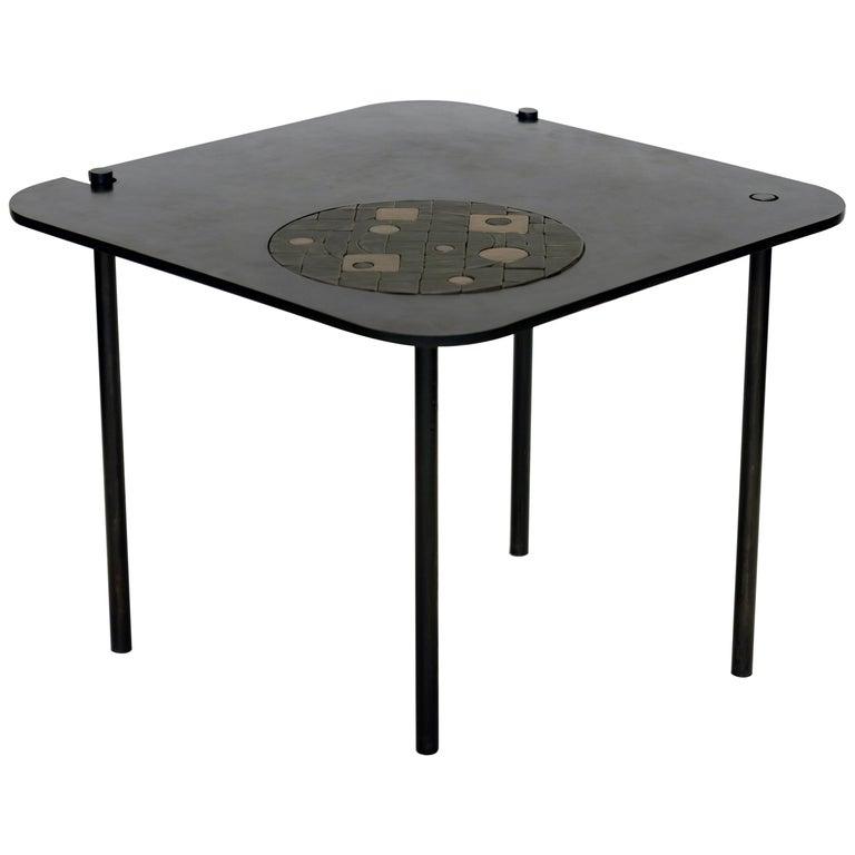 Side Table No. 12 by JM Szymanski For Sale
