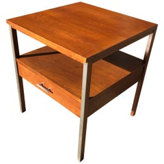 Side Table of Nightstand by Paul McCobb for Calvin