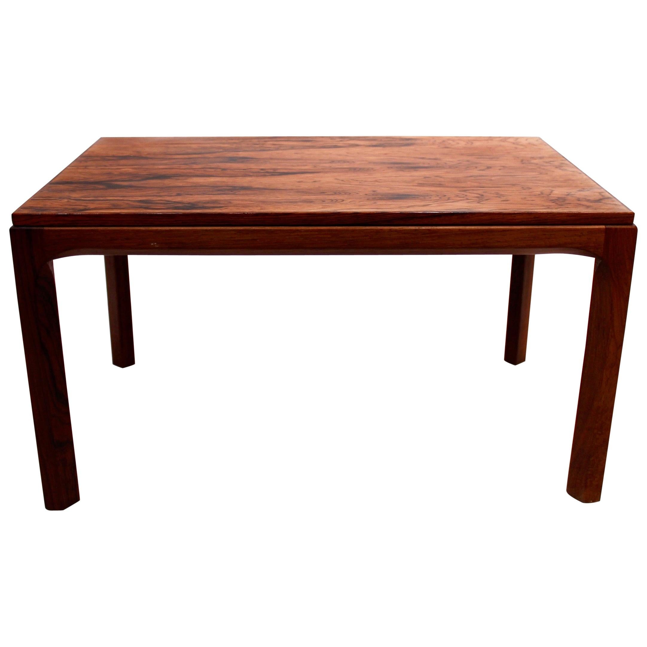 Side Table of Rosewood by Aksel Kjersgaard and Odder, 1960s