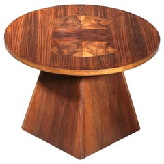 Side Table or Coffee Table Art Deco, 1930s