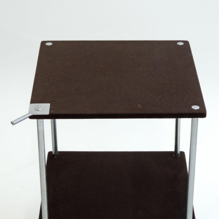 Mid-Century Modern Side Table T9 by Luigi Caccia Dominioni for Azucena, Italy, 1950s For Sale