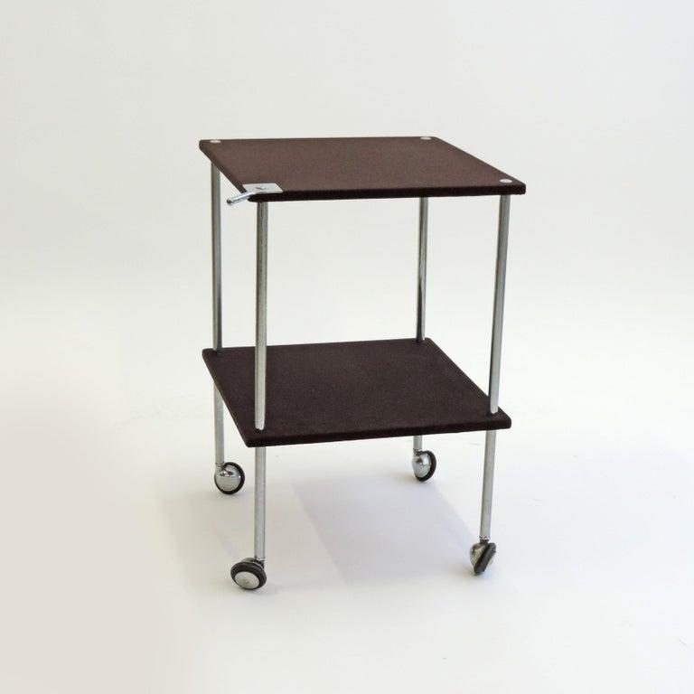 Italian Side Table T9 by Luigi Caccia Dominioni for Azucena, Italy, 1950s For Sale