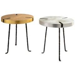 Side Table 'Tripod' by Garouste & Bonetti