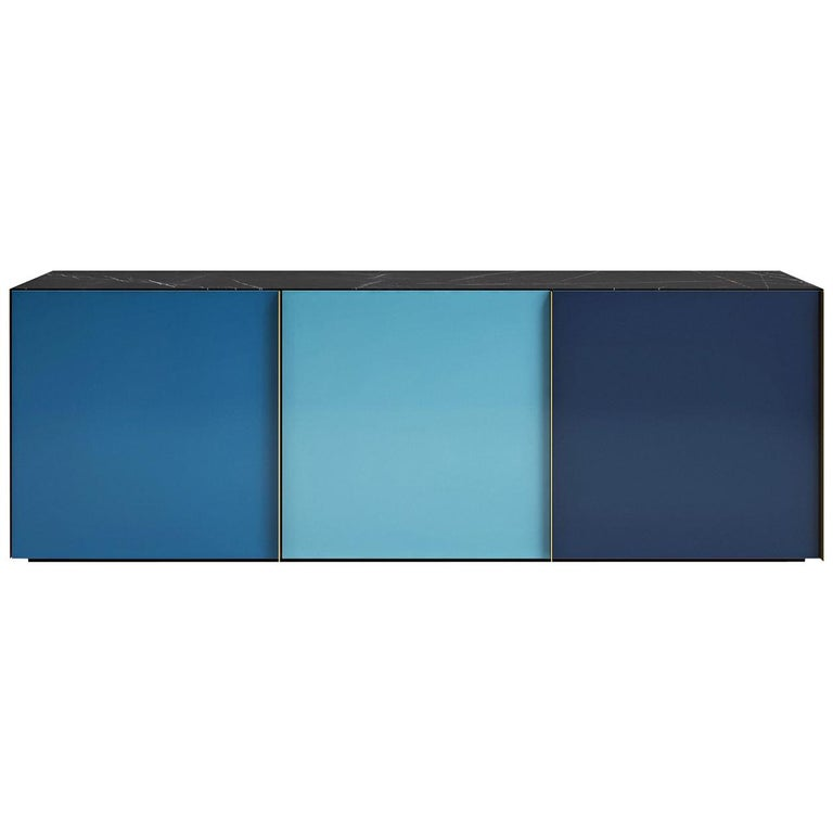 Sideboard 01 Blue For Sale
