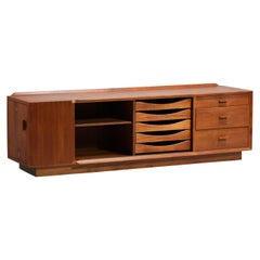 Sideboard Arne Vodder from the 60s for Sibast