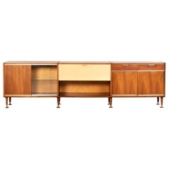 Sideboard by A.A. Patijn in Walnut for Poly-Z, Netherlands