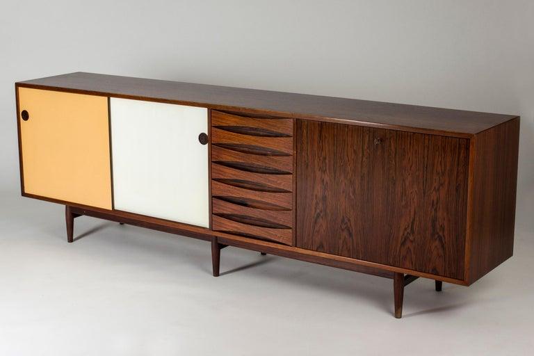 Scandinavian Modern Sideboard by Arne Vodder For Sale