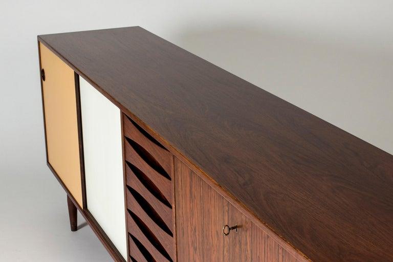 Rosewood Sideboard by Arne Vodder For Sale