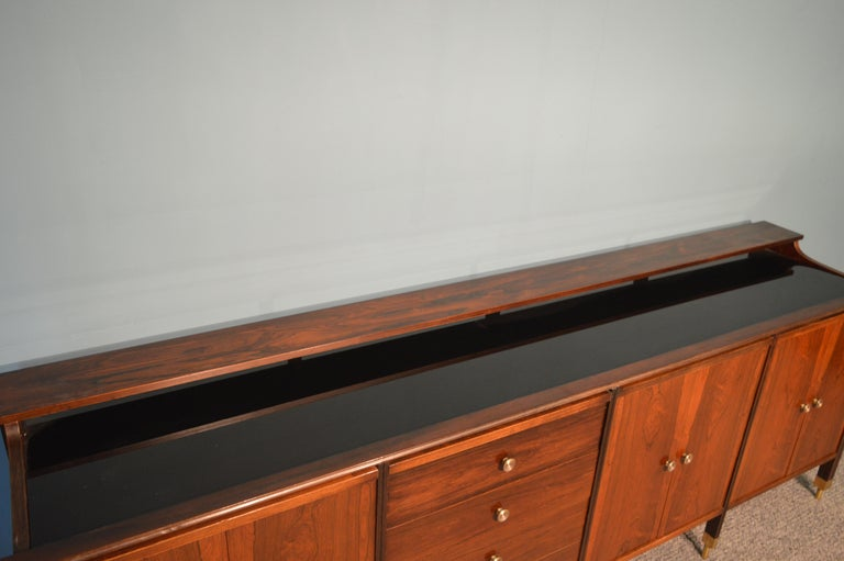 Mid-Century Modern Sideboard by Carlo di Carli For Sale