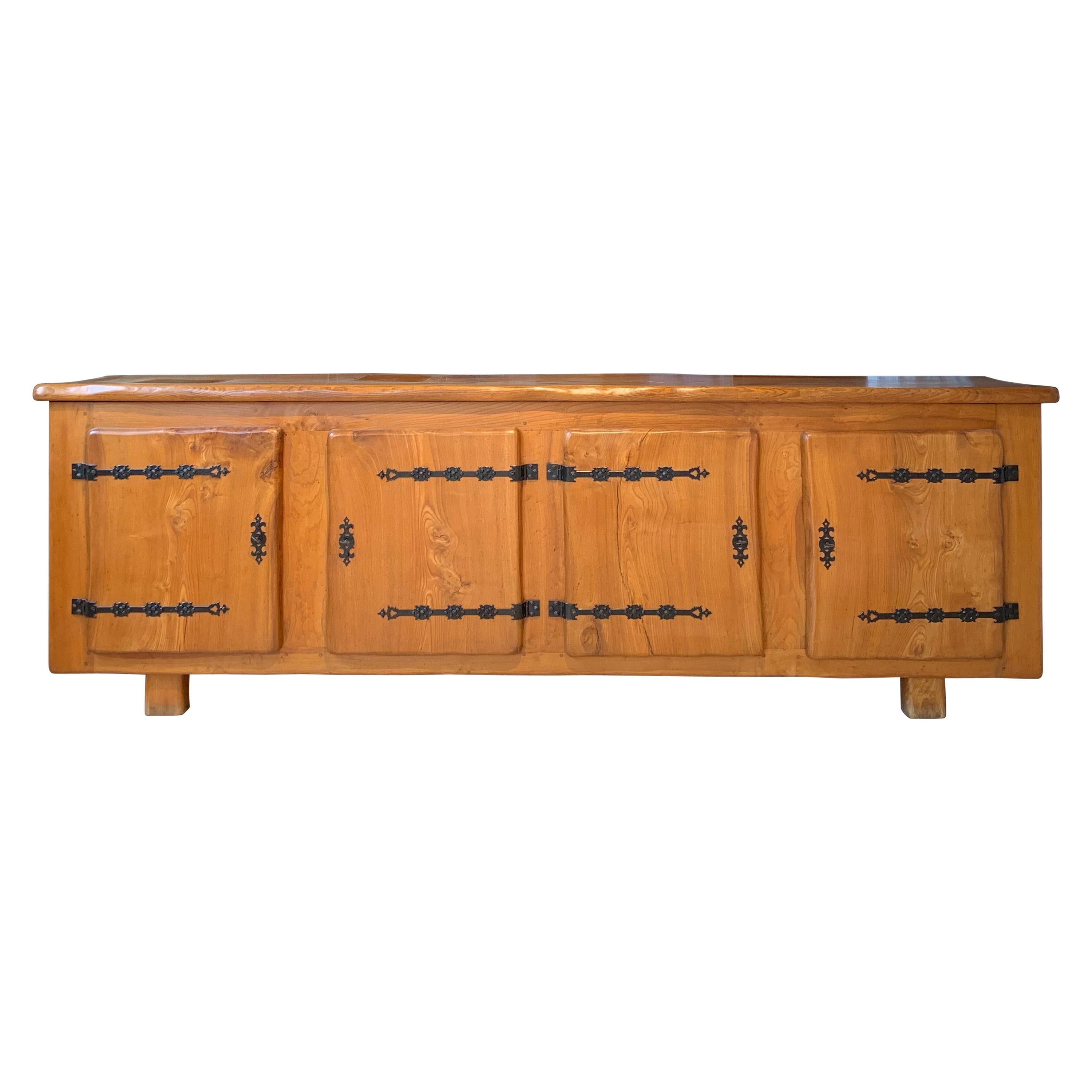Sideboard by Charles Flandre, circa 1950, France