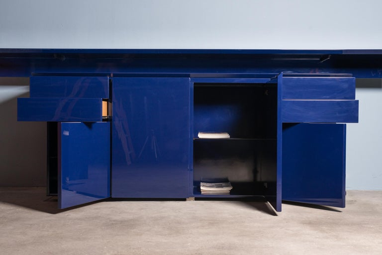 Sideboard by G.Offredi for Saporiti For Sale 3