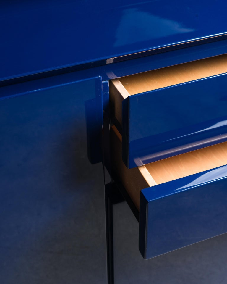 Sideboard by G.Offredi for Saporiti For Sale 6