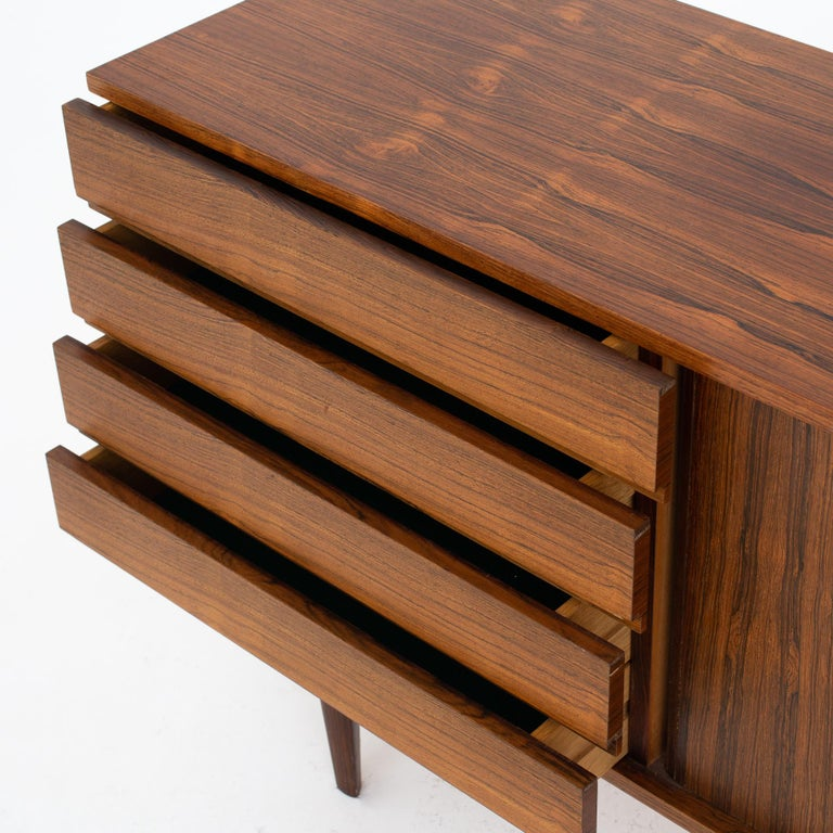 Lacquered Sideboard by H. W. Klein For Sale