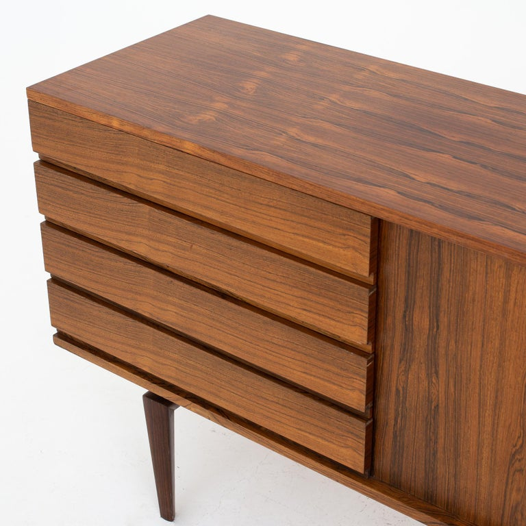 Rosewood Sideboard by H. W. Klein For Sale