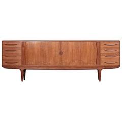 Sideboard by Johannes Andersen for Uldum Mobelfabrik, Scandinavian, 1960s