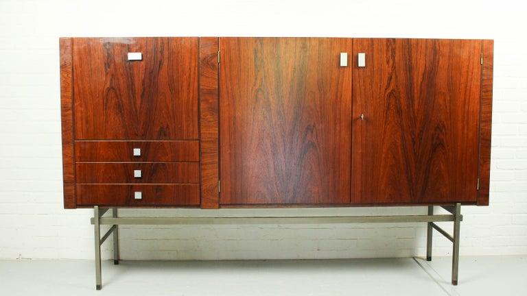 Sideboard by Louis van Teeffelen for WéBé, 1960s For Sale 5