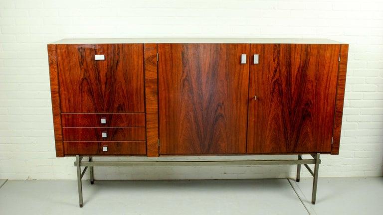 Sideboard by Louis van Teeffelen for WéBé, 1960s For Sale 6