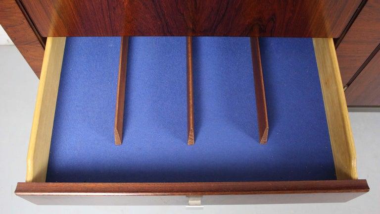 Sideboard by Louis van Teeffelen for WéBé, 1960s In Good Condition For Sale In Appeltern, Gelderland