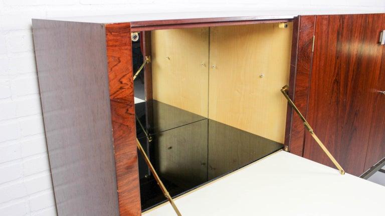 Rosewood Sideboard by Louis van Teeffelen for WéBé, 1960s For Sale