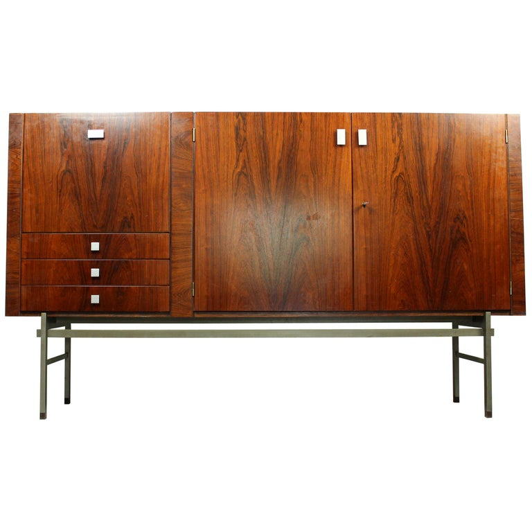 Sideboard by Louis van Teeffelen for WéBé, 1960s For Sale