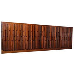 Sideboard by Luciano Frigerio, 1970s
