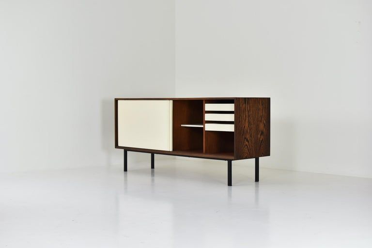Mid-Century Modern Sideboard by Martin Visser and Jos Manders for 't Spectrum, The Netherlands 1958