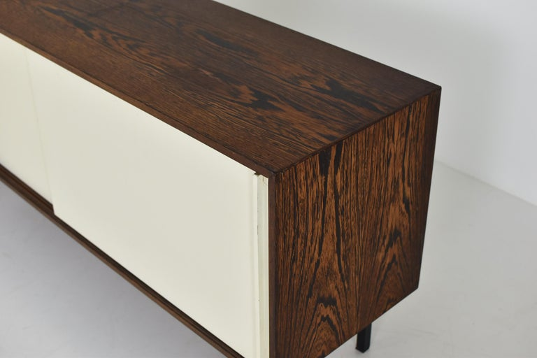 Sideboard by Martin Visser and Jos Manders for 't Spectrum, The Netherlands 1958 In Good Condition In Antwerp, BE