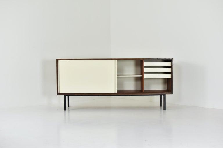 Sideboard by Martin Visser and Jos Manders for 't Spectrum, The Netherlands 1958 2