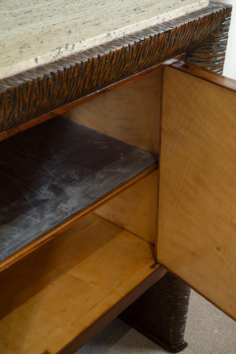 Mid-Century Modern Sideboard by Osvaldo Borsani, Italy, 1960s For Sale