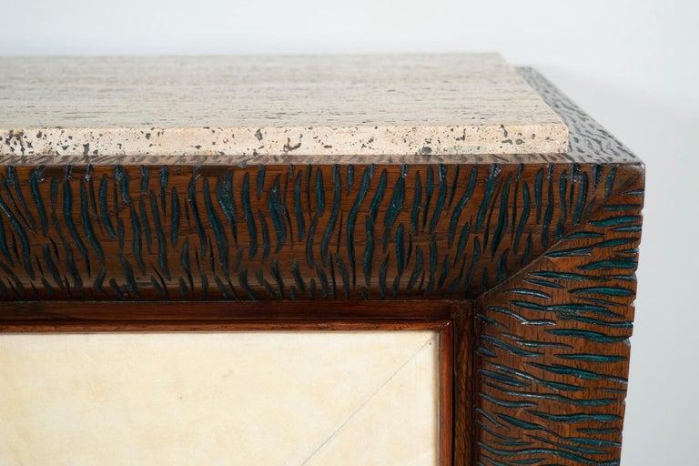 Italian Sideboard by Osvaldo Borsani, Italy, 1960s For Sale