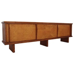 Sideboard Charlotte Perriand, Recycled and Designed by Clement Cividino