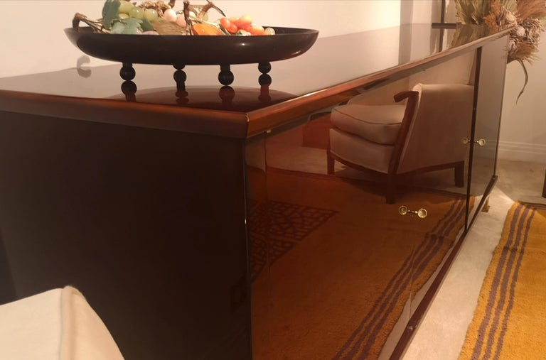 French Sideboard, circa 1940 For Sale