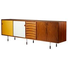 """Sideboard """"Credenza"""" Model 29A Designed by Arne Vodder for Sibast, Denmark, 1958"""
