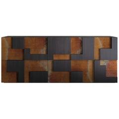 Sideboard Cuzco Corten Steel