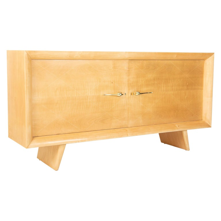 Sideboard Designed by Raymond Subes For Sale