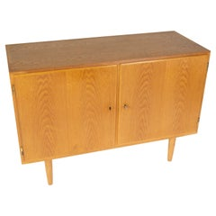 Sideboard in Oak Designed by Poul Hundevad from the 1960s