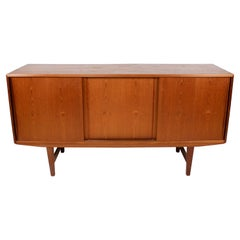 Sideboard in Teak of Danish Design from the 1960s