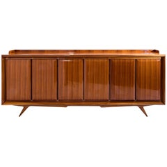 Sideboard in the Style of Dassi, Italy, Mid-20th Century