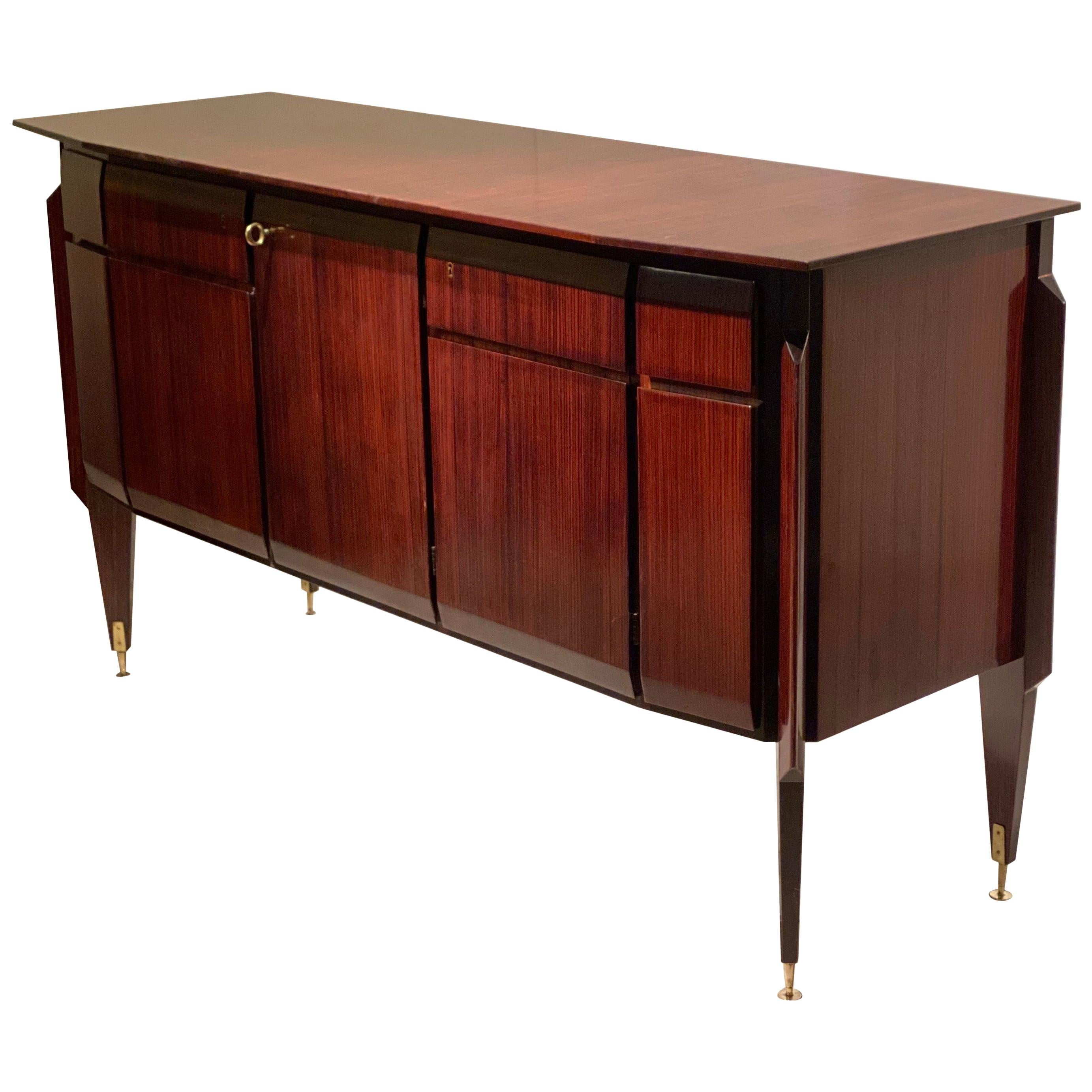 Sideboard in the Style of Franco Albini, Italy, 1950s