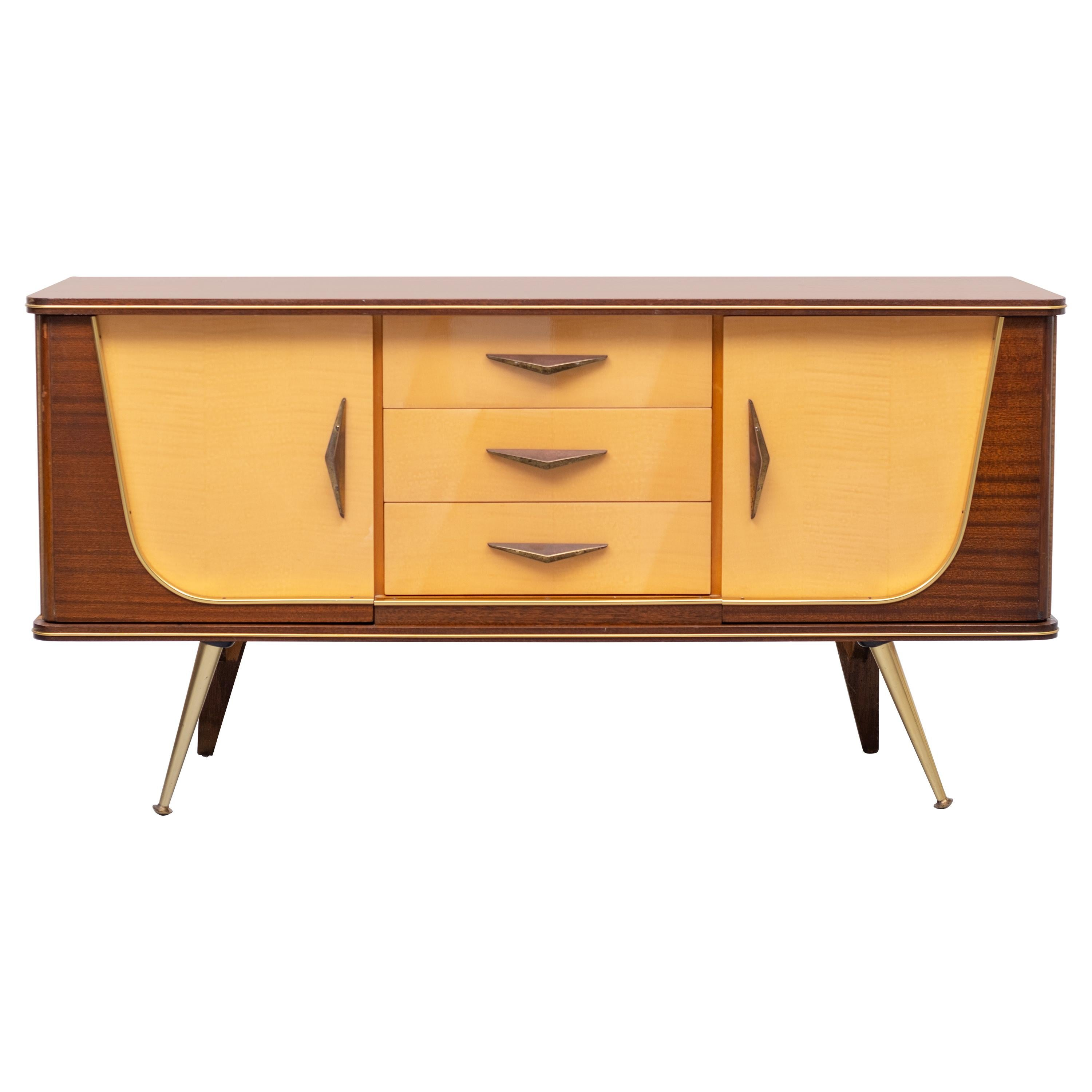 Sideboard, Italy, 1950s