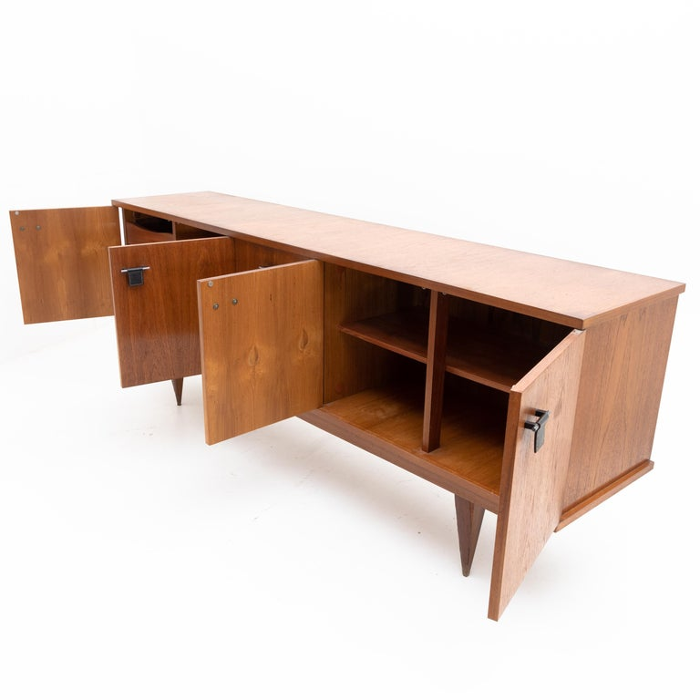 French Sideboard, Malora / Ameublement NF, France, 1960s For Sale