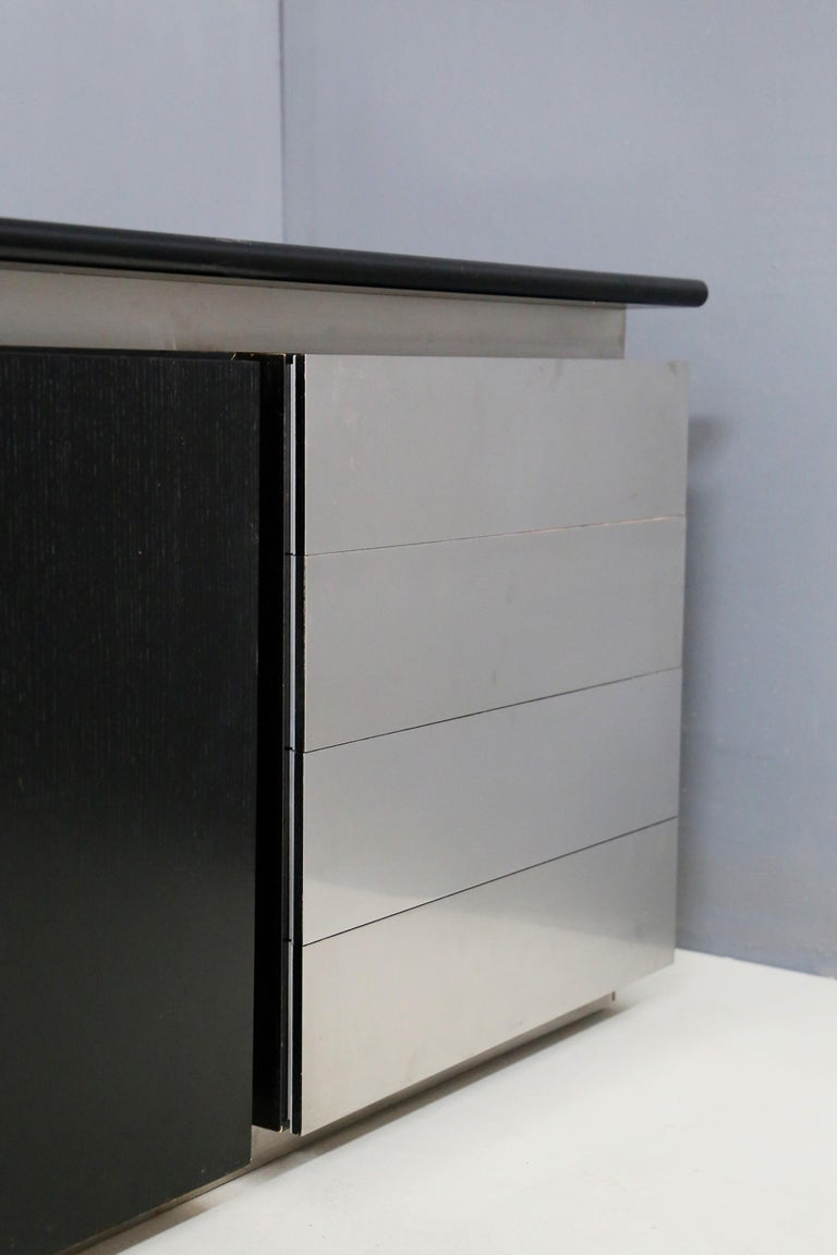 Late 20th Century Sideboard Mobile by Acerbis Model Parioli System, 1970s For Sale