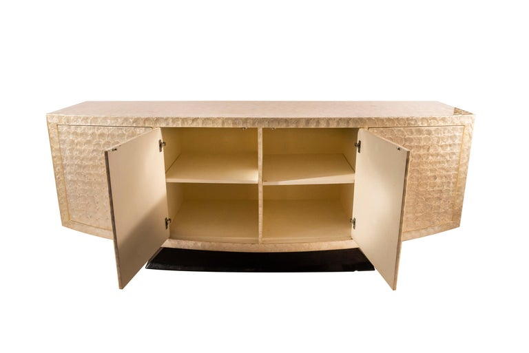 Sideboard, mother of pearl marquetry, edition