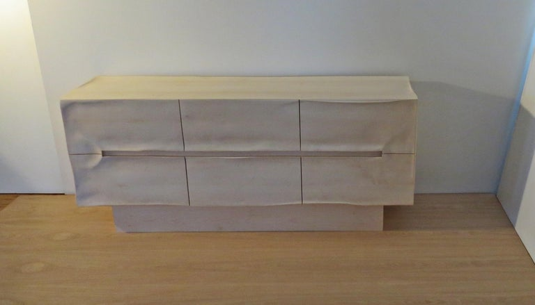 Sideboard Solid Wood in Organic Design, Handcrafted in Germany,  In New Condition For Sale In Dietmannsried, Bavaria