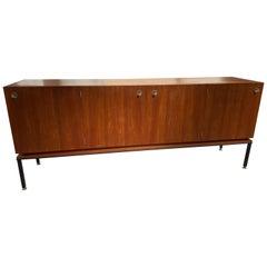 Sideboard with 3 Cupboards - Alain Richard, 1960